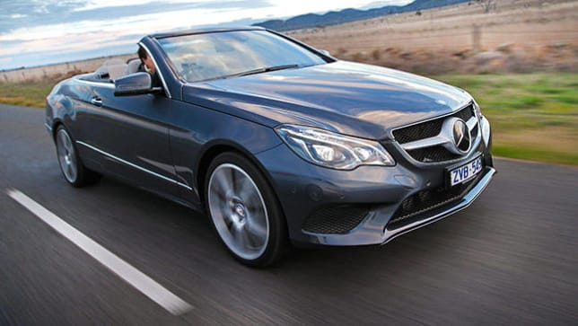 mercedes e class coupe and cabriolet review carsguide. Black Bedroom Furniture Sets. Home Design Ideas