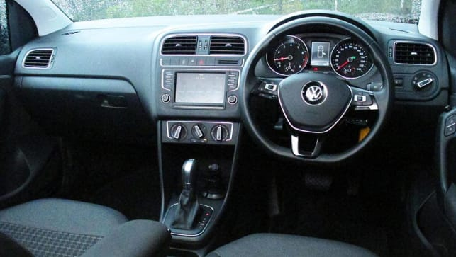 volkswagen polo 81tsi comfortline 2016 review road test carsguide. Black Bedroom Furniture Sets. Home Design Ideas