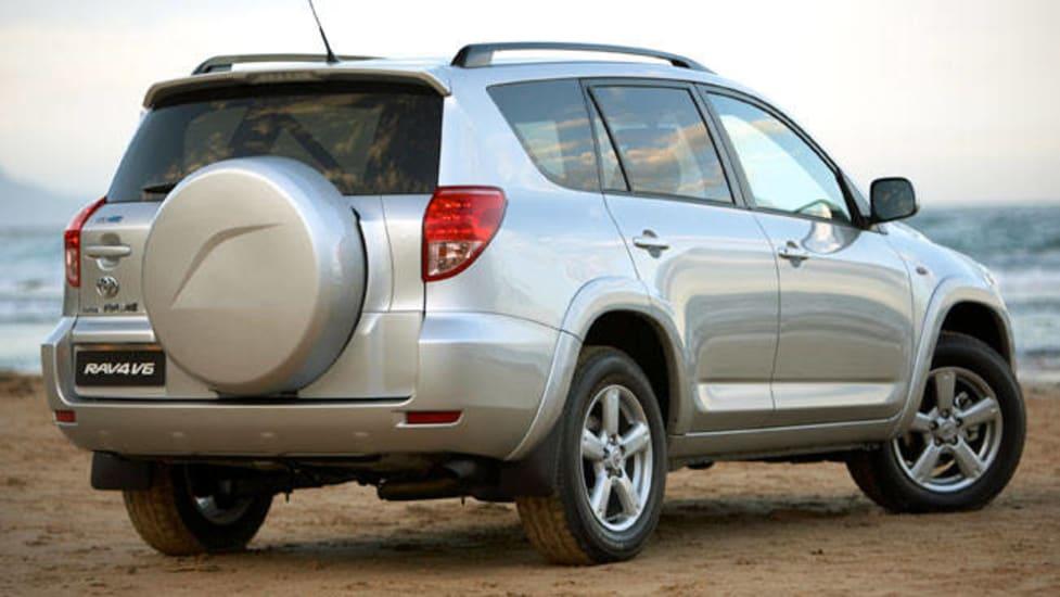 toyota rav4 used review 2006 2010 carsguide. Black Bedroom Furniture Sets. Home Design Ideas