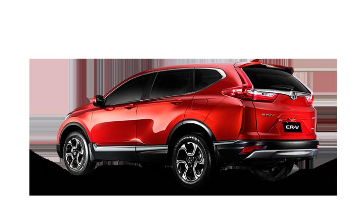 Honda CR-V back