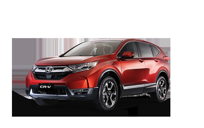 Honda CR-V front