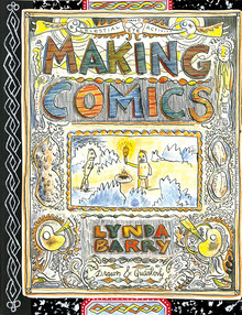 Book cover for Making Comics