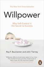 Book cover for Willpower: Rediscovering Our Greatest Strength