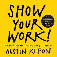 Book cover for Show Your Work!