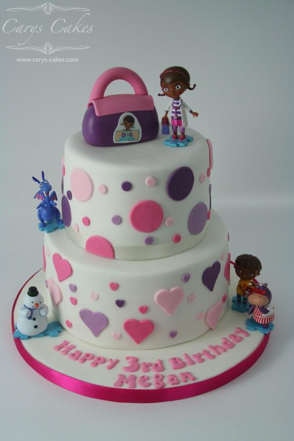 Doc Mcstuffins Cake Images