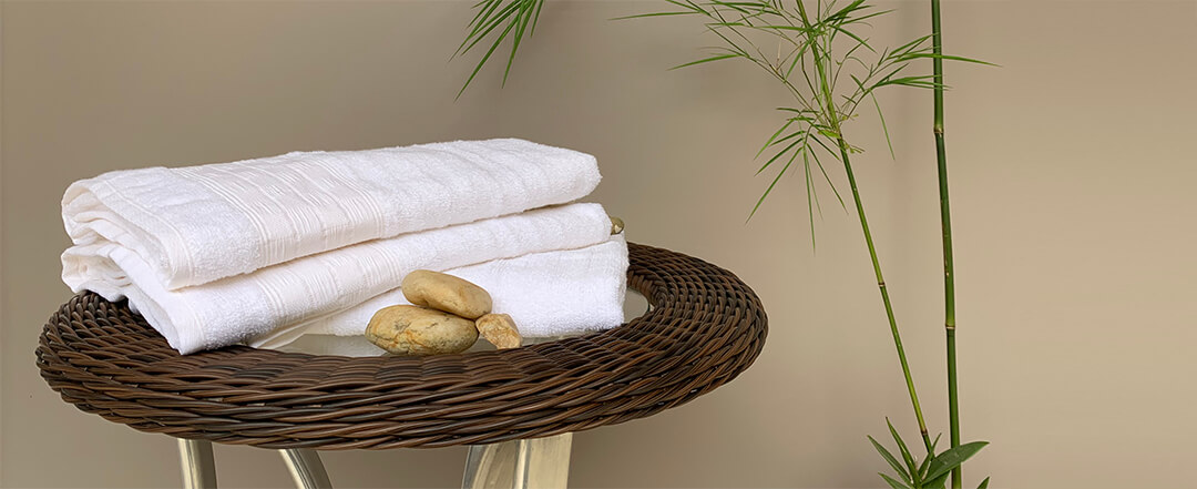 Toalha de Fibra de Bamboo