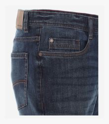 Jeans in Dunkelblau - CASAMODA