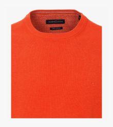 Pullover in Orange - CASAMODA