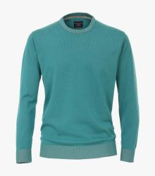 Pullover in Aquamarine - CASAMODA