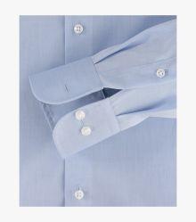 Businesshemd in Azurblau Comfort Fit - CASAMODA