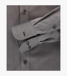 Businesshemd in Grau Modern Fit - CASAMODA