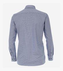 Businesshemd in Blau Modern Fit - CASAMODA