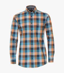 Freizeithemd in Orange Comfort Fit - CASAMODA