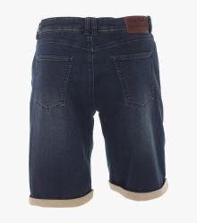 Shorts in graues Dunkelblau - CASAMODA