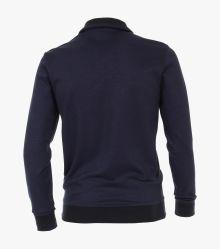 Sweatshirt in Aquadunkelblau - CASAMODA