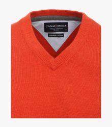 Pullunder in Orange - CASAMODA