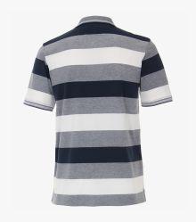 Polo-Shirt in Blau - CASAMODA