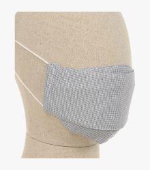 Mund-Nasen-Maske Doppelpack in Hellgrau - CASAMODA