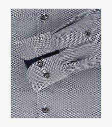 Businesshemd in Mittelblau Comfort Fit - CASAMODA
