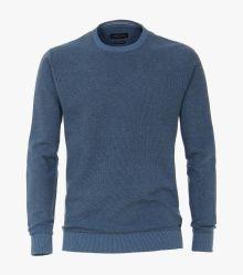 Pullover in Himmelblau - CASAMODA