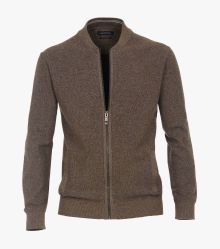 Strickjacke in Beige - CASAMODA