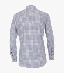 Businesshemd in Blau Comfort Fit - CASAMODA