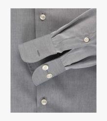 Businesshemd extra kurzer Arm 58cm in Grau Comfort Fit - CASAMODA