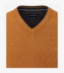 """Pullover """"Green""""-Kollektion in Gelb - CASAMODA"""