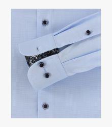 Businesshemd in Hellblau Modern Fit - CASAMODA