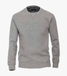 Sweatshirt in Hellgrau - CASAMODA