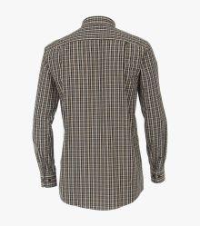 Freizeithemd in Senfgelb Comfort Fit - CASAMODA