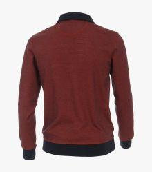Sweatshirt in Rotorange - CASAMODA