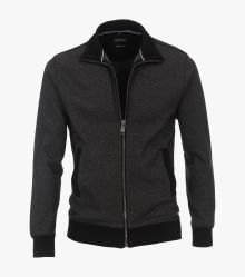 Sweatjacke in Grau - CASAMODA