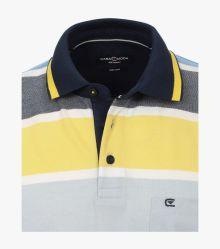 Polo-Shirt in Gelb - CASAMODA
