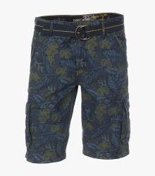 Cargo Shorts in Blau - CASAMODA