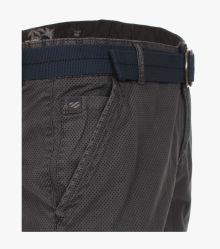 Cargo Shorts in Dunkelgrau - CASAMODA