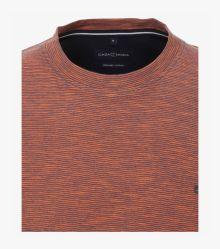 """T-Shirt """"Green""""-Kollektion in Dunkelorange - CASAMODA"""