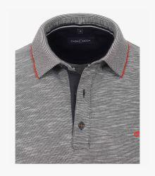 Polo-Shirt in Hellgrau - CASAMODA