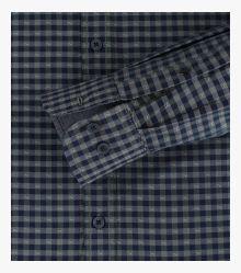 Freizeithemd in Olive Comfort Fit - CASAMODA