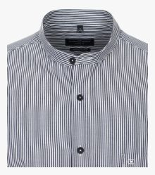 "Freizeithemd ""Green""-Kollektion in graues Mittelblau Casual Fit - CASAMODA"