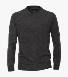 Pullover in Grauschwarz - CASAMODA