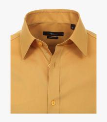 Businesshemd in Gelb Body Fit - VENTI