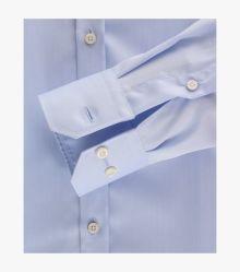 Businesshemd in Azurblau Slim Fit - VENTI