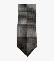 Krawatte in Schwarzgrau - VENTI