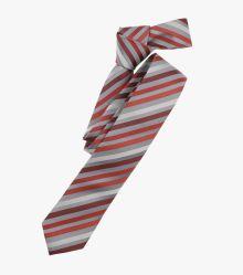 Krawatte in Rotorange - VENTI