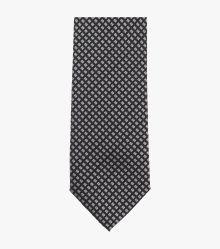 Krawatte in Grauschwarz - VENTI
