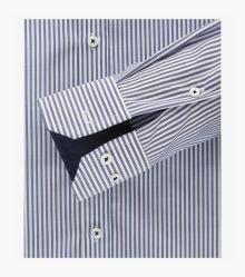 Businesshemd in Dunkelblau Slim Fit - VENTI