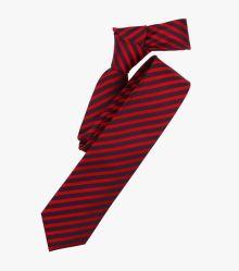 Krawatte in sattes Rot - VENTI