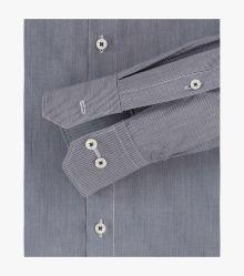 Businesshemd in Mittelblau Slim Fit - VENTI