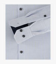 Businesshemd extra langer Arm 72cm in Hellblau Modern Fit - VENTI